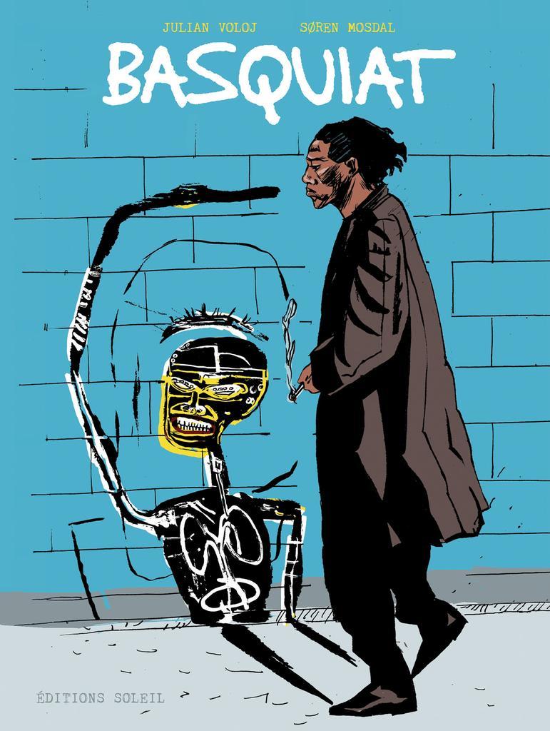 Basquiat / scénario, Julian Voloj | Voloj, Julian. Auteur