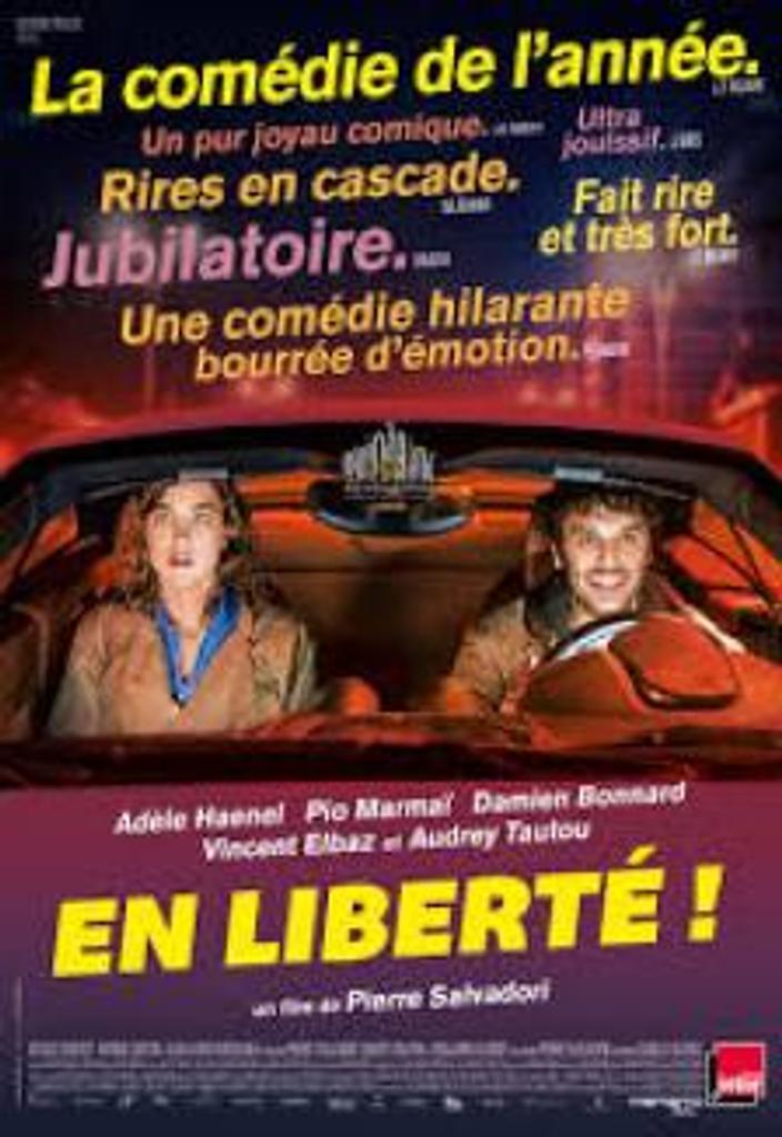 En liberté ! / Pierre Salvadori |
