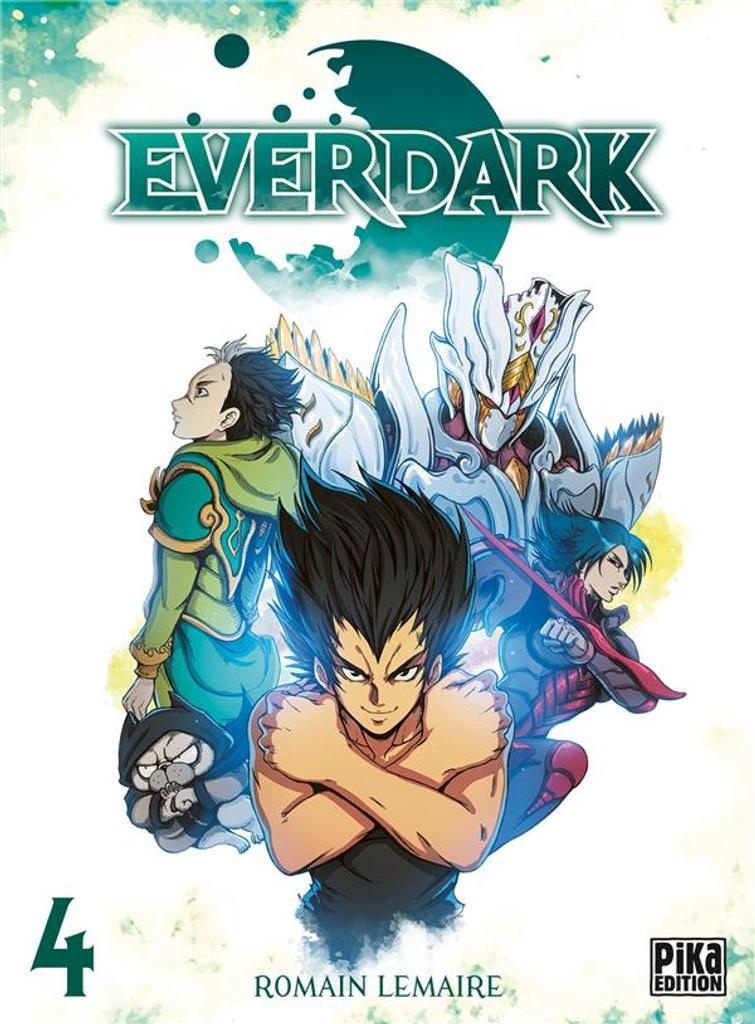 Everdark. 4 / Romain Lemaire |