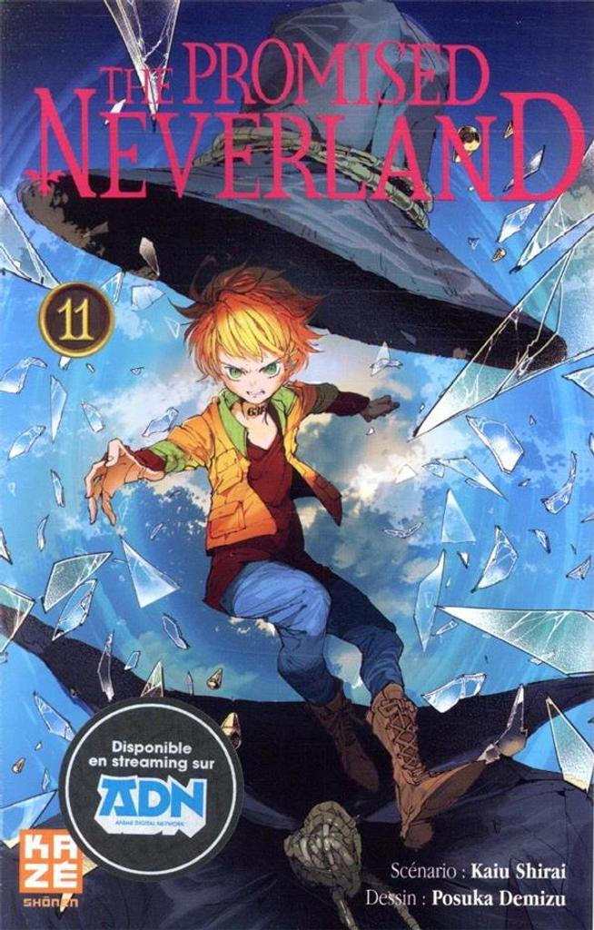 The Promised neverland. 11 / scénario, Kaiu Shirai |