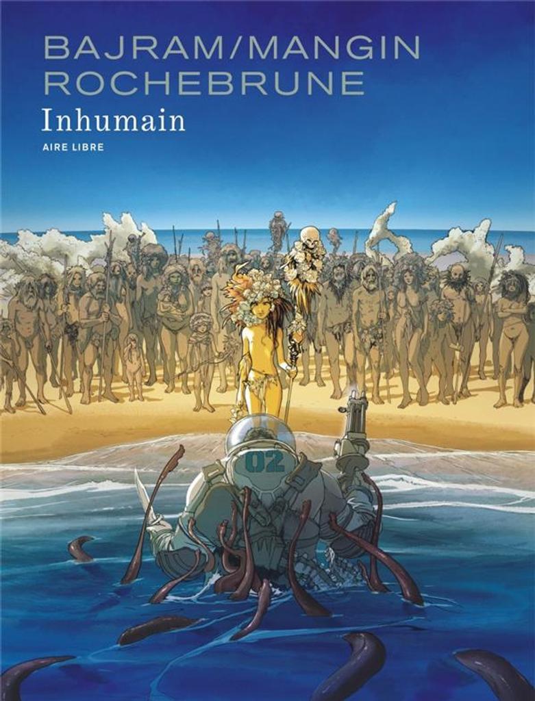 Inhumain / Bajram, Mangin, Rochebrune | Bajram, Denis (1970-....). Auteur